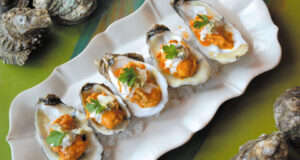 Oysters at RedFish Grill