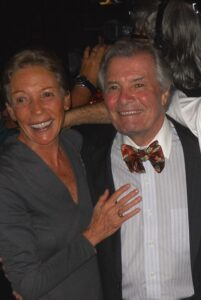 Jacques and Gloria Pepin from Jacques' Facebook Page