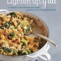Virigina's newest book. Who says southern food has to be fattening? http://www.virginiawillis.com/cookbooks.html