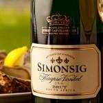 South Africa's Simonsig Wine Estate - Johan Malan