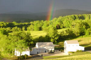 Hillrock Estate Distillery in New York's Hudson Valley