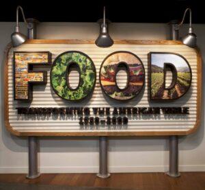 food-sign