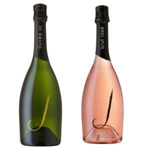 Sipping J Vineyards Sparkling Cuvées