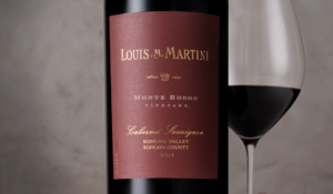 Sipping Louis Martini Cabernets with Chef Jeffery Russell