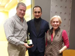 Tasting Georgian Wines with Khareba Winery