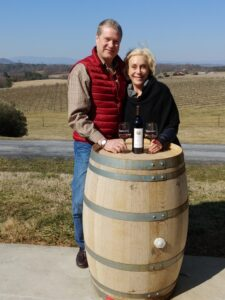 Virginia Wines on Our Mind!
