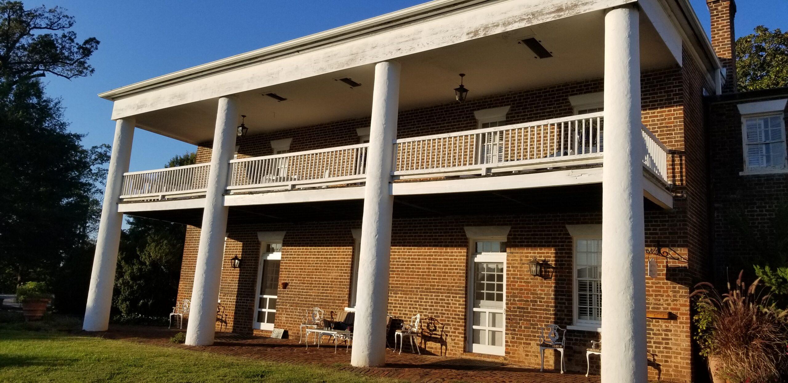 1804 Inn at Barboursville Vineyards