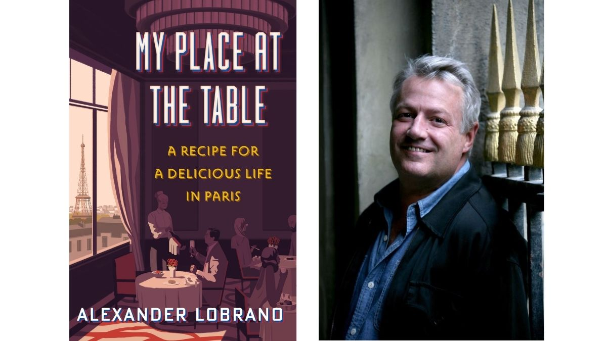 My Place at the Table - Alec Lobrano